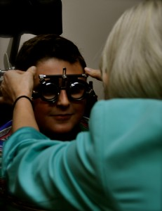 Paediatric Optometrist @ Mark Hinds Optometrists